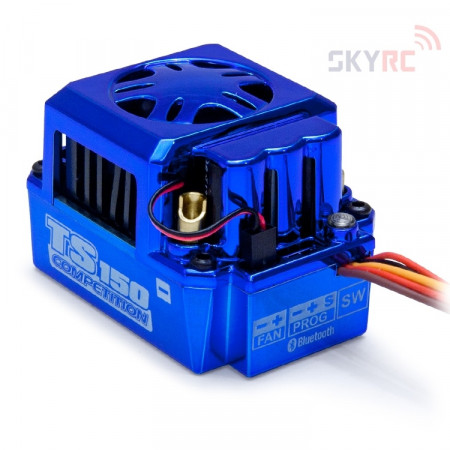 "SkyRC TS150 ESC Comp. 1/8 Buggy & Truck ""Bluetooth"""