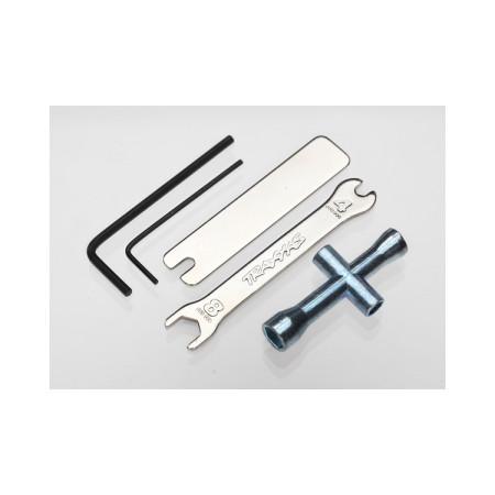 4-vägsnyckel verktygsats set