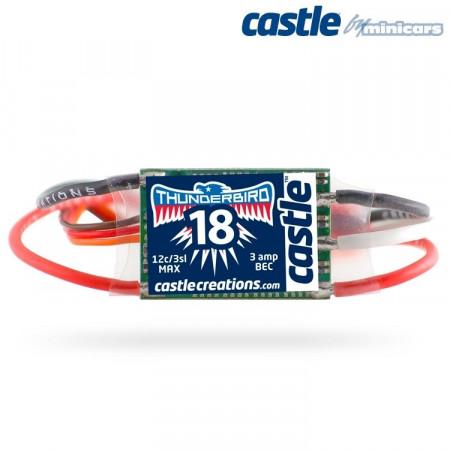 Castle Creations THUNDERBIRD-18A 15V BEC Sport Air BL ESC