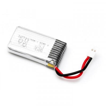 Hubsan Li-Po Batteri 1S 3,7V 380mAh H107 Kamera X4