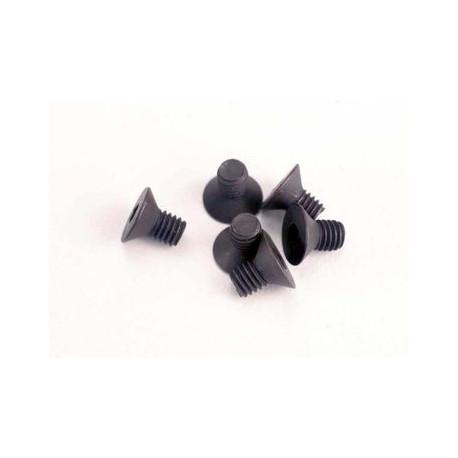 Insexskruv försänkt 3x5mm (6)
