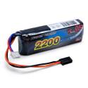Li-Po / Li-Fe mottagarbatteri