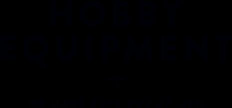 Hobbyequipment